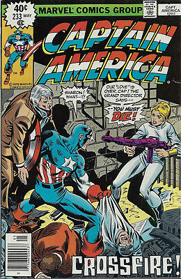 CAPTAIN AMERICA #233  May 1979
