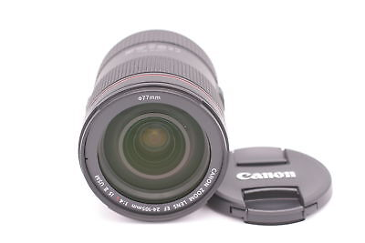 Canon EF 24-105mm f/4L IS II USM Lens for Canon EOS SLR Cameras