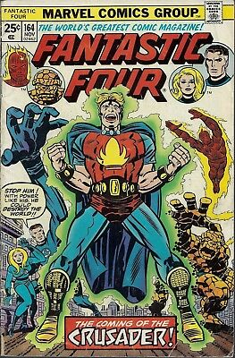 FANTASTIC FOUR #164  Nov 1975