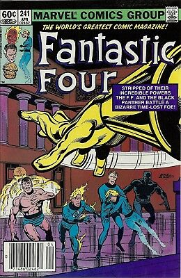 FANTASTIC FOUR #241  Apr 1982