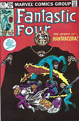 FANTASTIC FOUR #254  May 1983