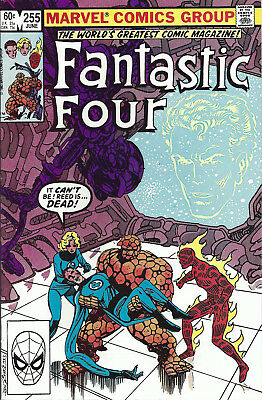 FANTASTIC FOUR #255  Jun 1983