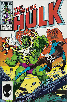 INCREDIBLE HULK #295  May 1984