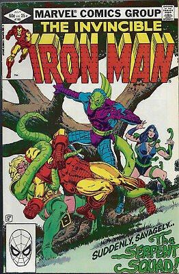 IRON MAN #160  Jul 1982