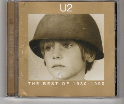 (HM793) U2, The Best of 1980-1990 - 1998 CD