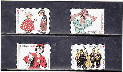 Portugal Set Cartoons (2004)   Mnh (**)