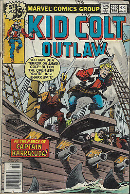 KID COLT OUTLAW #228  Feb 1979  R: KCO #109