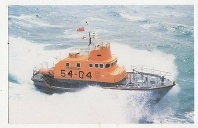 Arun Class Self Righting Lifeboat Postcard 483a