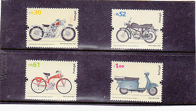 Portugal Set Motos (2007)   Mnh   (**)