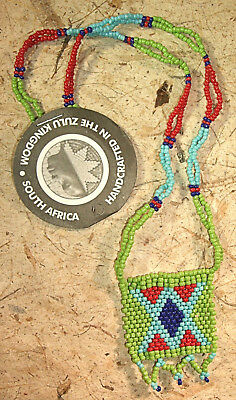 African Zulu Love Letter necklace loveletter jnzl21