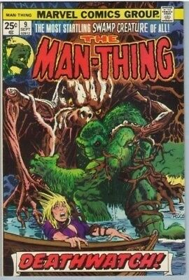 Man-Thing 9 Sep 1974 FI+ (6.5)