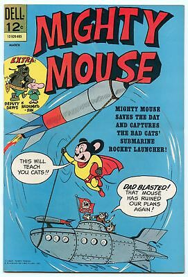 Mighty Mouse 166 Mar 1966 VF-NM (9.0)