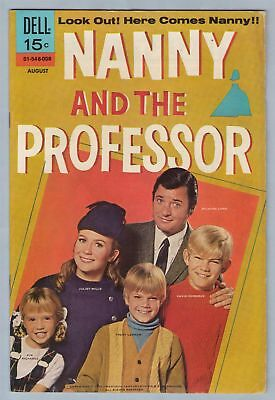 Nanny and the Professor 1 Aug 1970 VG+ (4.5)