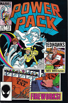 POWER PACK#13  Aug 85