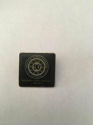 K8) Harley-Davidson 1993 Daytona Bike Week 90th Anniversary Motorcyle Pin
