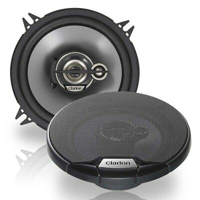Renault Clio 3 05-13 Clarion car speakers 130mm coax front/rear