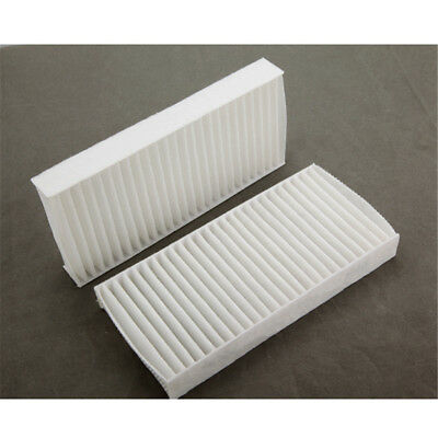 Set of 2 Filters Cabin Air Filter for Acura RSX Honda CRV Civic Hybrid Element