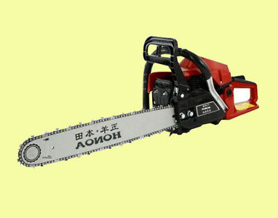 "1PCS 9868 high-power gasoline saws chain saw wood saw 20"" 62CC New"
