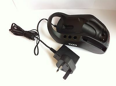 Bosch IXO Replacement Battery Charger for IXO 3 & 4 UK 3 Pin Plug 2607225811