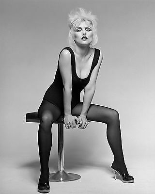 "Blondie / Debbie Harry 10"" x 8"" Photograph no 16"