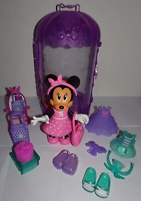 Minnie Mouse Fashion Fun Toy Doll : Dress Up Outfits