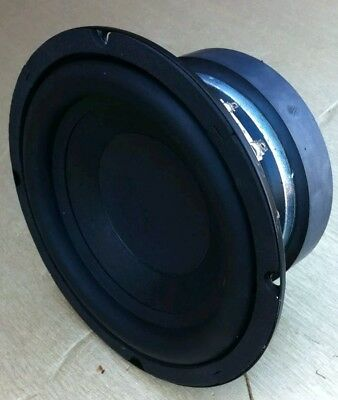 "Speaker 6.5"" Bass 150W MAX 6 Ohm - High Quality"