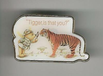 Walt Disneyland Pin Tigger Is That You? Pooh 2008