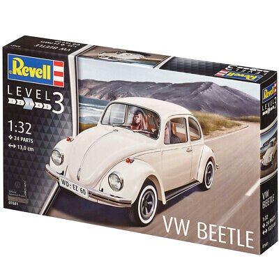 Revell VW Beetle (Level 3) (Scale 1:32)