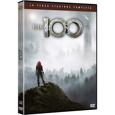 100 (The) - Stagione 03 (4 Dvd)