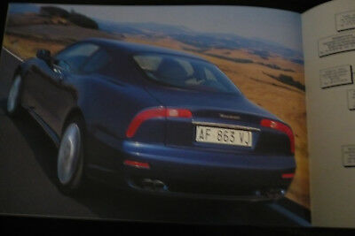 Maserati ( Catalogue Commercial Gamme France 09/2000 ).