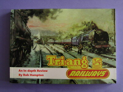 Tri-ang TT Book - 'Tri-ang TT Railways' TT gauge 3mm Scale