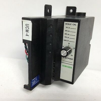 Kele & Associates Set Point Controller UCM-420A/UCO-99 PLC UCM-420A UCO-99 Used