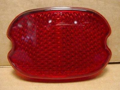 Tail Light Lens for fits Harley Panhead ~ Early Sportster