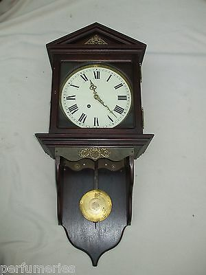 Bracket Wall Clock Superb Chain Driven Fusee Movement With Stand