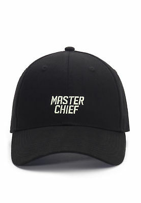 Hands of Gold Master Chief Curved Cap Streetwear Cappello Snapback