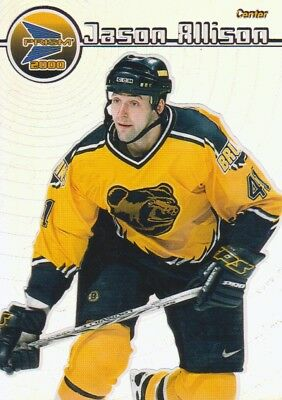 1999-00 Pacific Prism Hockey Cards Pick From List