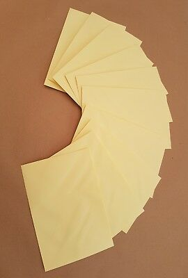 Envelopes Gummed 133mm x 197mm  100gsm Good Quality