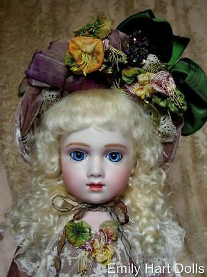 A11T porcelain doll HEAD ONLY by Emily Hart Grandmaster Dollmaker