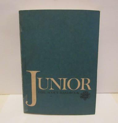 Junior Girl Scout Handbook 1967