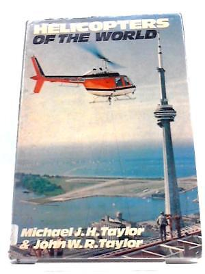 Helicopters of The World Book (Various - 1978) (ID:69048)