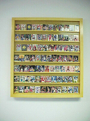 Walmount Monster Card Display Case for Ungraded Cards