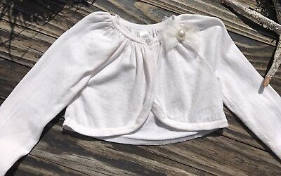 Girl's Cherokee Sweater, Size 5T