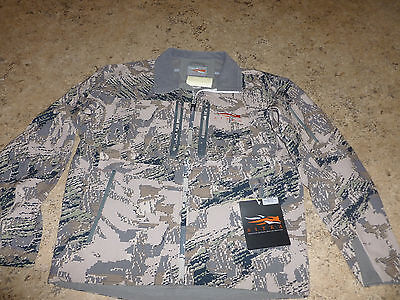 New Sitka Gear Men's Large 90% Jacket Optifade Open Country Camo
