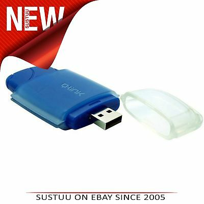 Q-Link Nimbus 'Active' with SRT-3│Human Health & well-being│USB Equipment│Blue