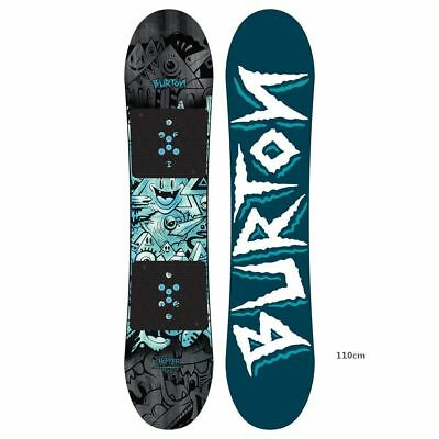 Burton Chopper Boys Snowboard Set 2018 mit Bindung Grom