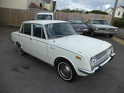 Toyota Corona 1900 Deluxe Auto 4Dr Retro Lhd Saloon(1968)Solid Car Cool Project!
