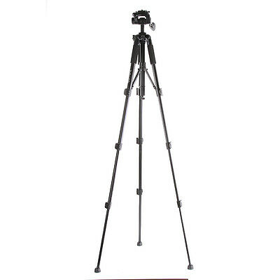 Q111 Portable Professional Aluminium Tripod Monopod w/ Ball Head for DSLR Camera