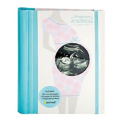Pearhead Pregnancy Journal - English