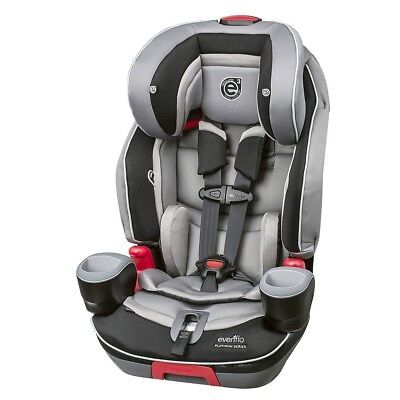 Evenflo Evolve Platinum 3-in-1 Booster Car Seat - Theo