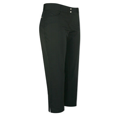 Adidas Ladies Lightweight Capri with Flattering Fit in Black